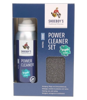 Sprej na obuv POWER CLEANER SET 125 ml